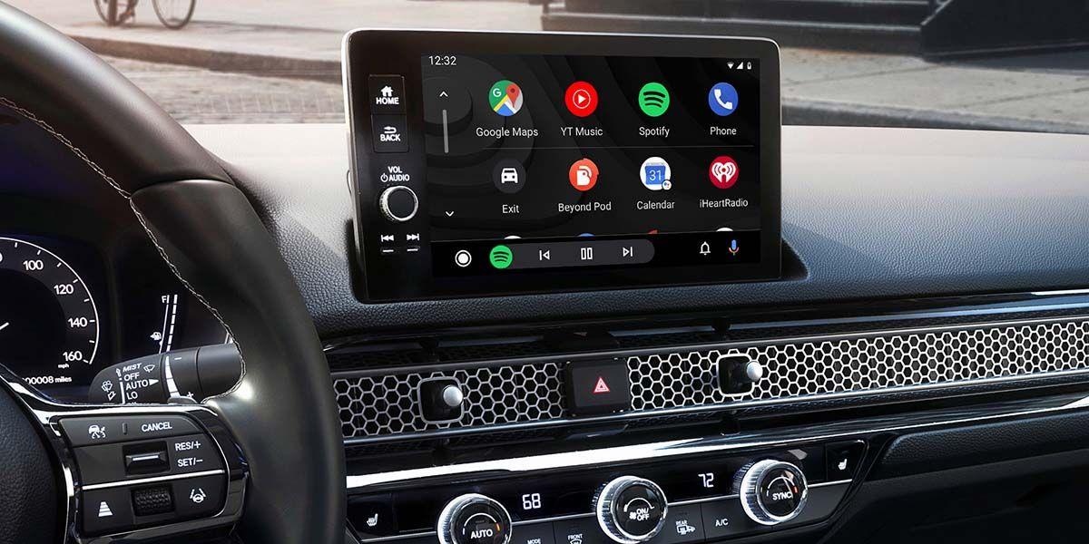 android auto tendra perfiles de empresa