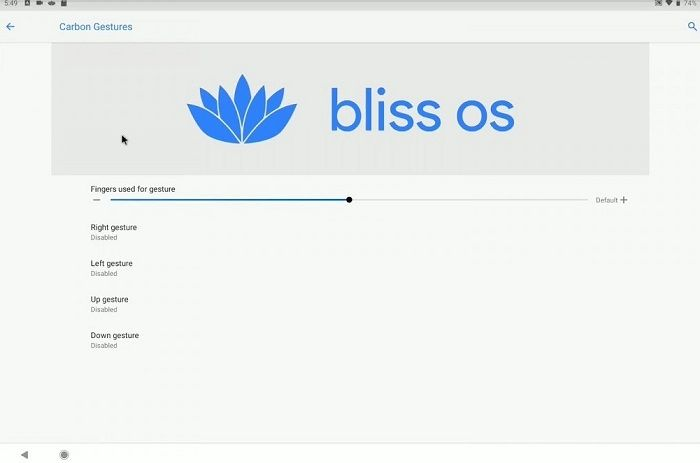 android bliss os