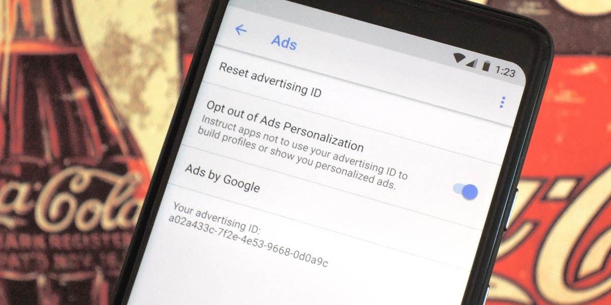 android bloquea id publicidad