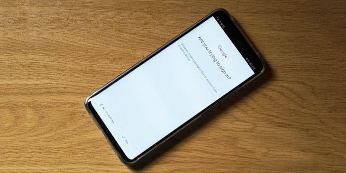 android clave seguridad