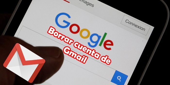 android eliminar gmail