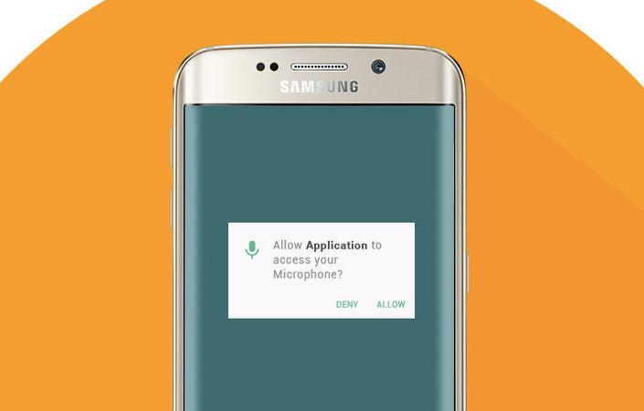 android m permisos de aplicaciones