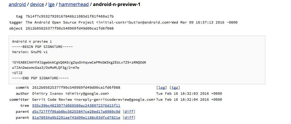 android n nexus 5