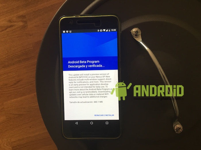 android n preview 2 novedades