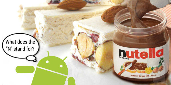 android nutella 7.0