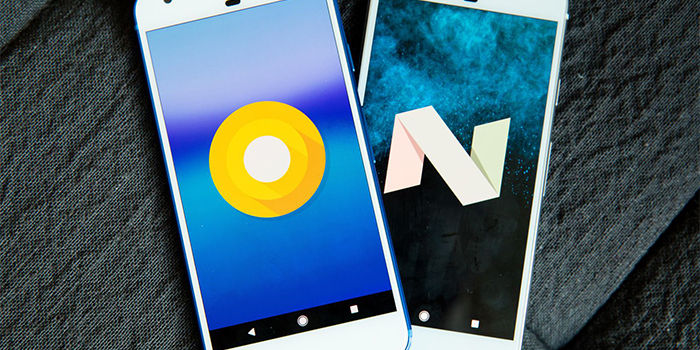 android oreo 1 de cada 10 moviles android