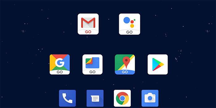 android oreo go edition evolucion gama baja