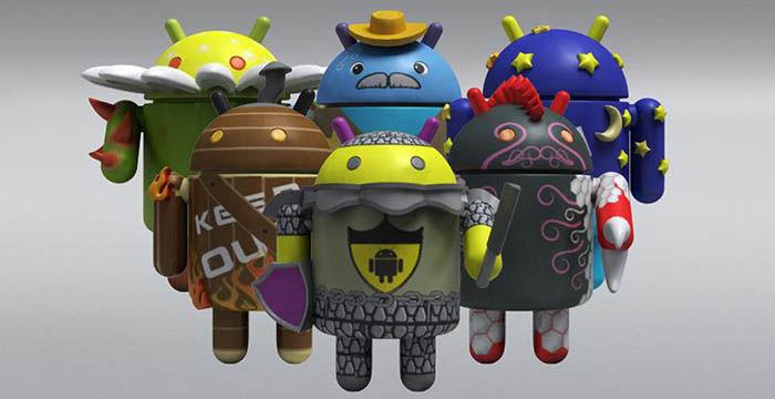 android personalizado