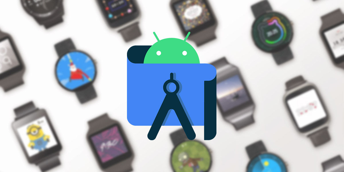 android studio adv wear os