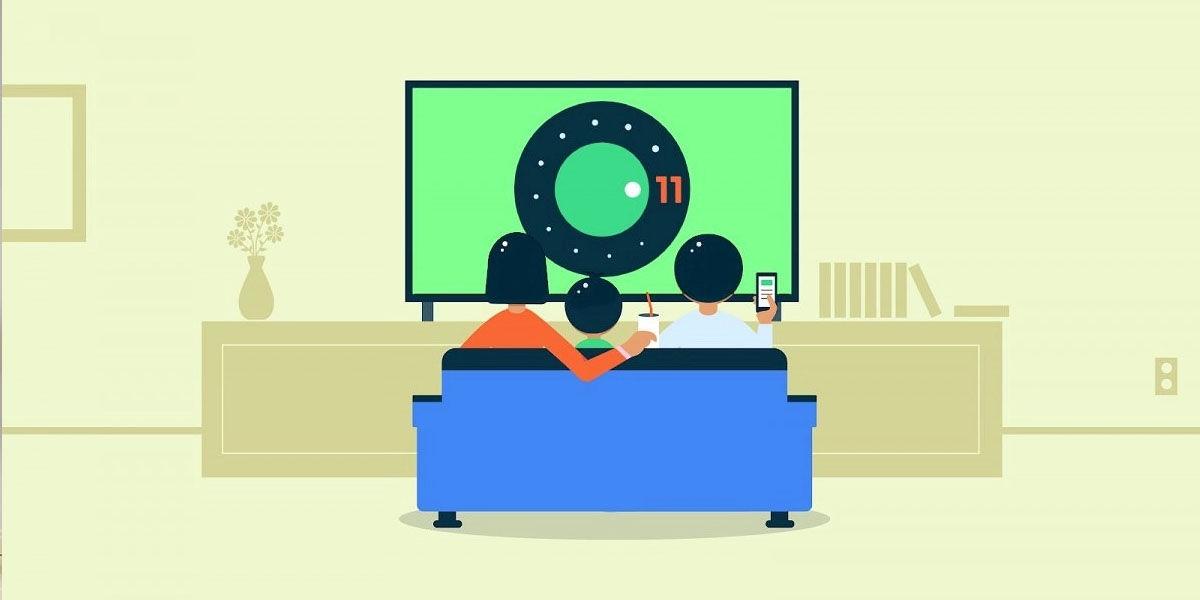 android tv 11 lanzamiento