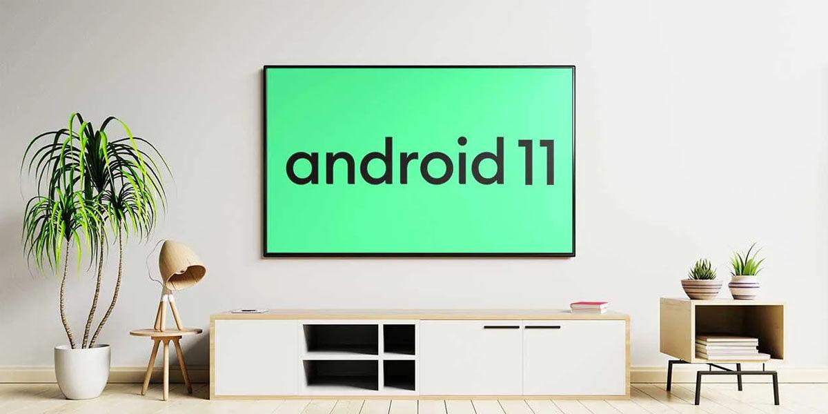 android tv 11 novedades