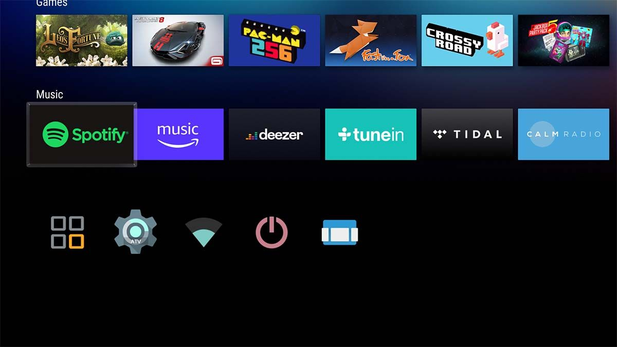 android tv en el fire tv stick