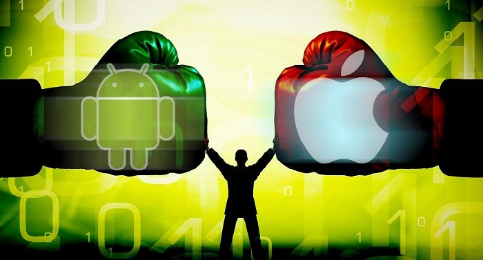 android vs iOS cuál elegir