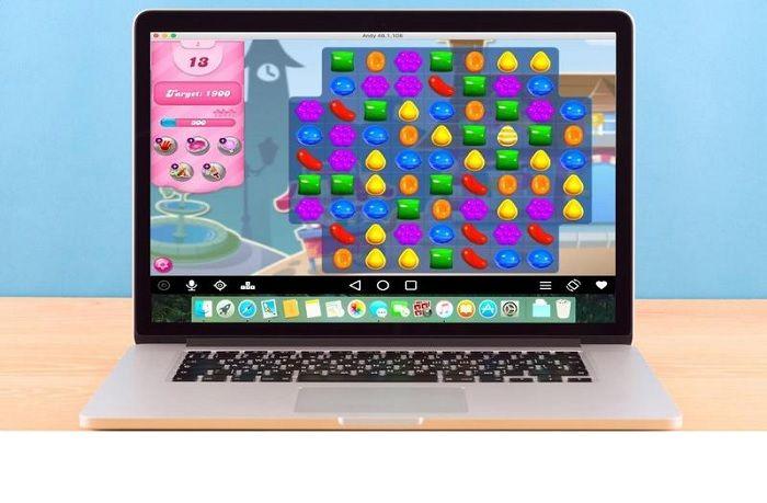 andy emulador mac