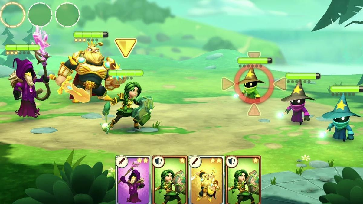 angry birds legends rpg