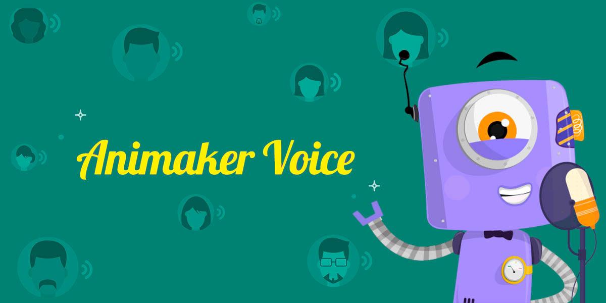 animaker voice crear locuciones con voz natural gratis