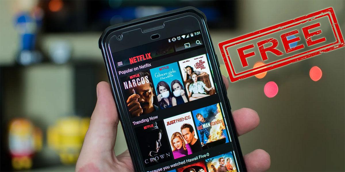 Netflix gratuito