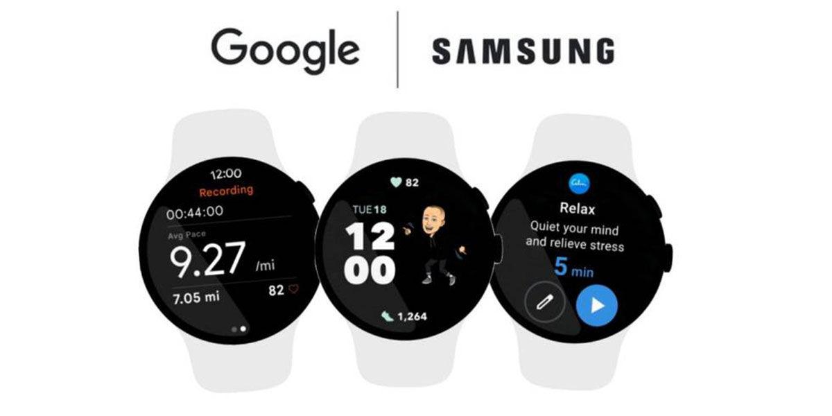 Wear OS Samsung