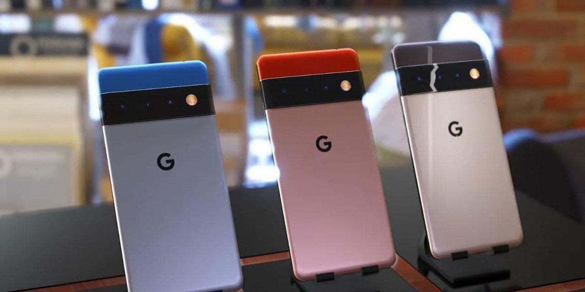 Google Pixel 6 especificaciones