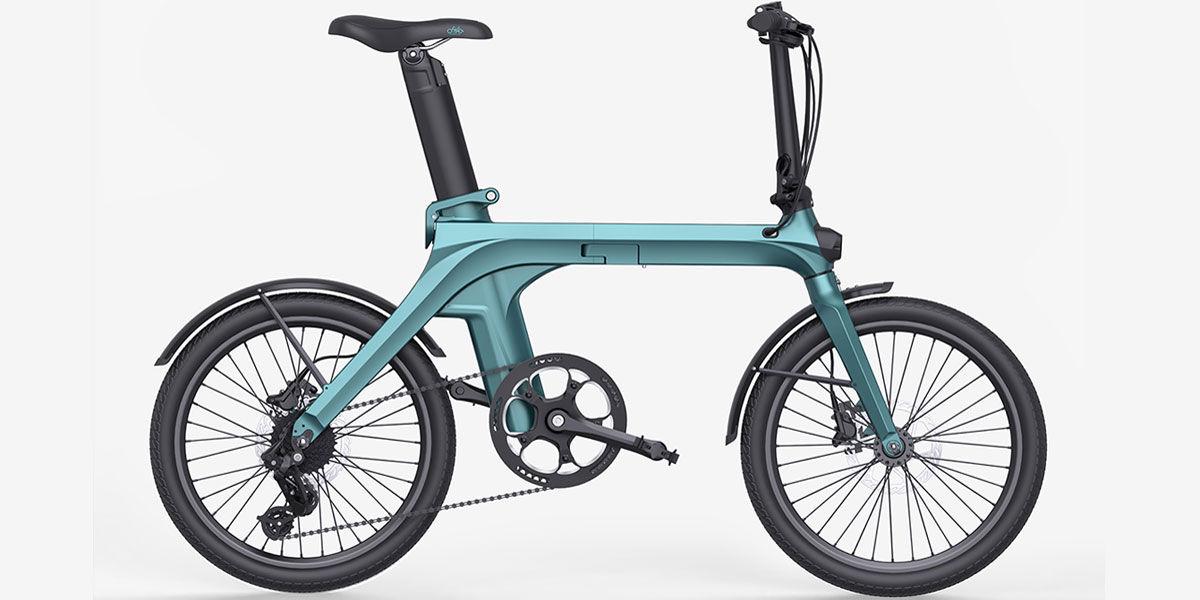 Fiido X bicicleta eléctrica