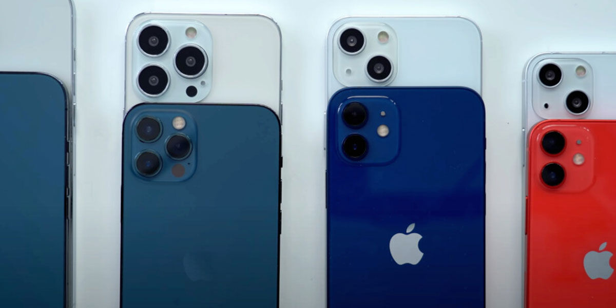 Flaregate iPhone