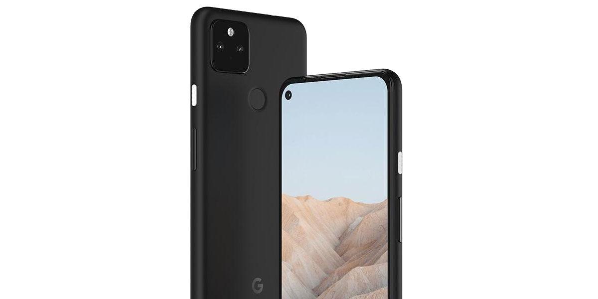 Google Pixel 5a certificado