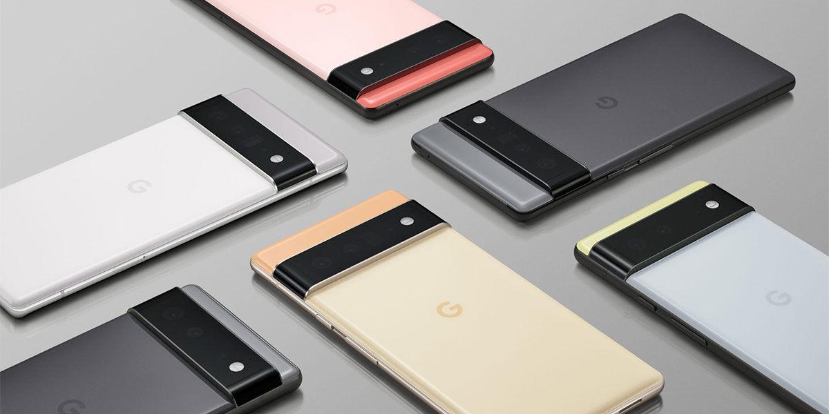 Google Pixel 6 precio