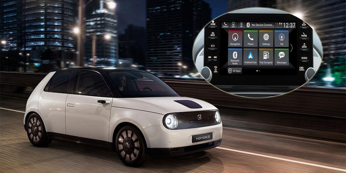 Honda Android Automotive