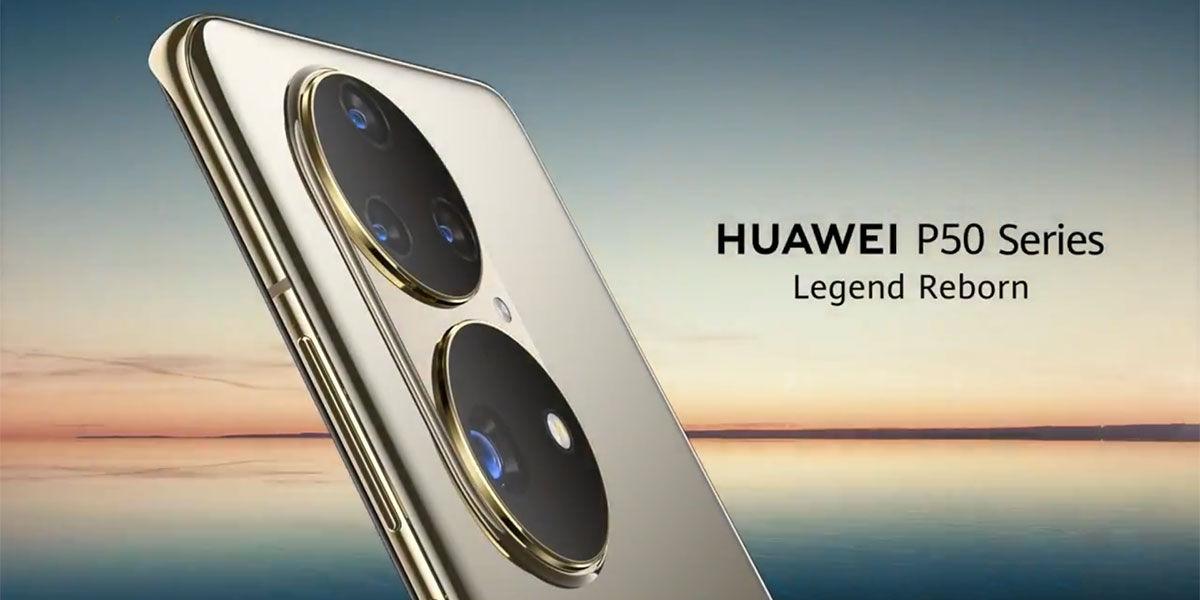 Huawei P50 y P50 Pro