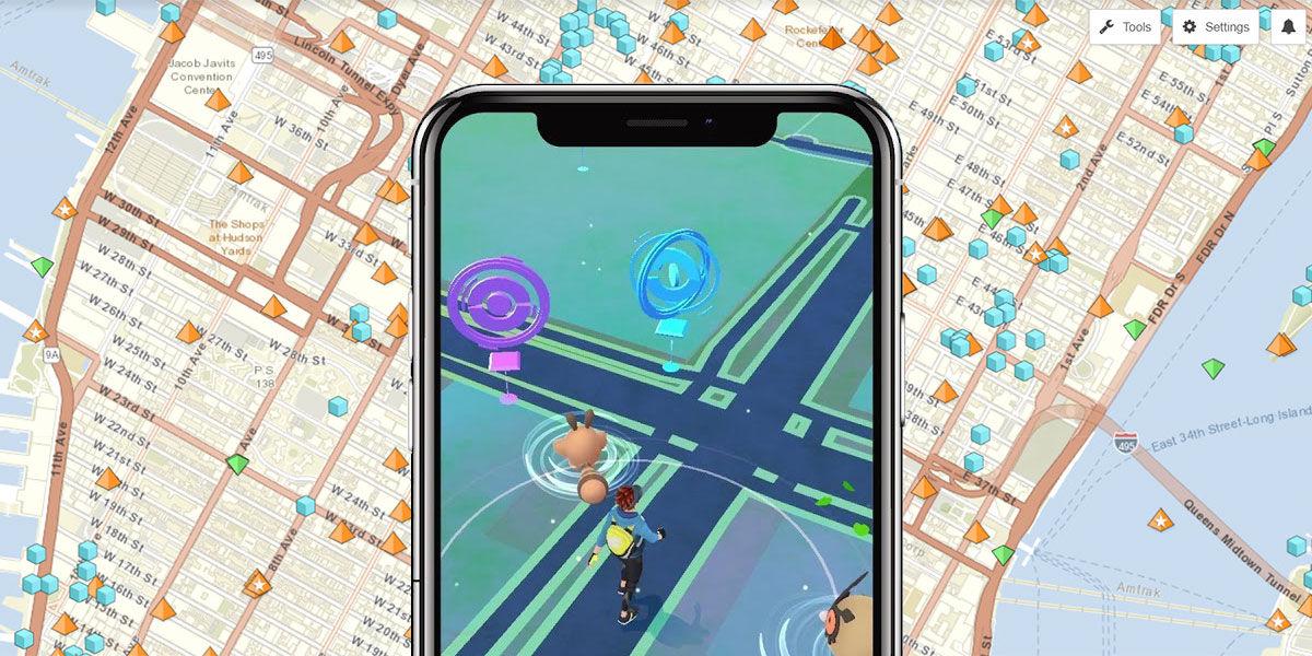 Mapas rastreadores de Pokémon GO que siguen funcionando en 2021