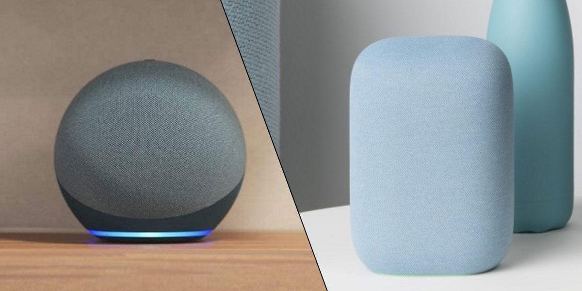 mejores altavoces con asistente de Google