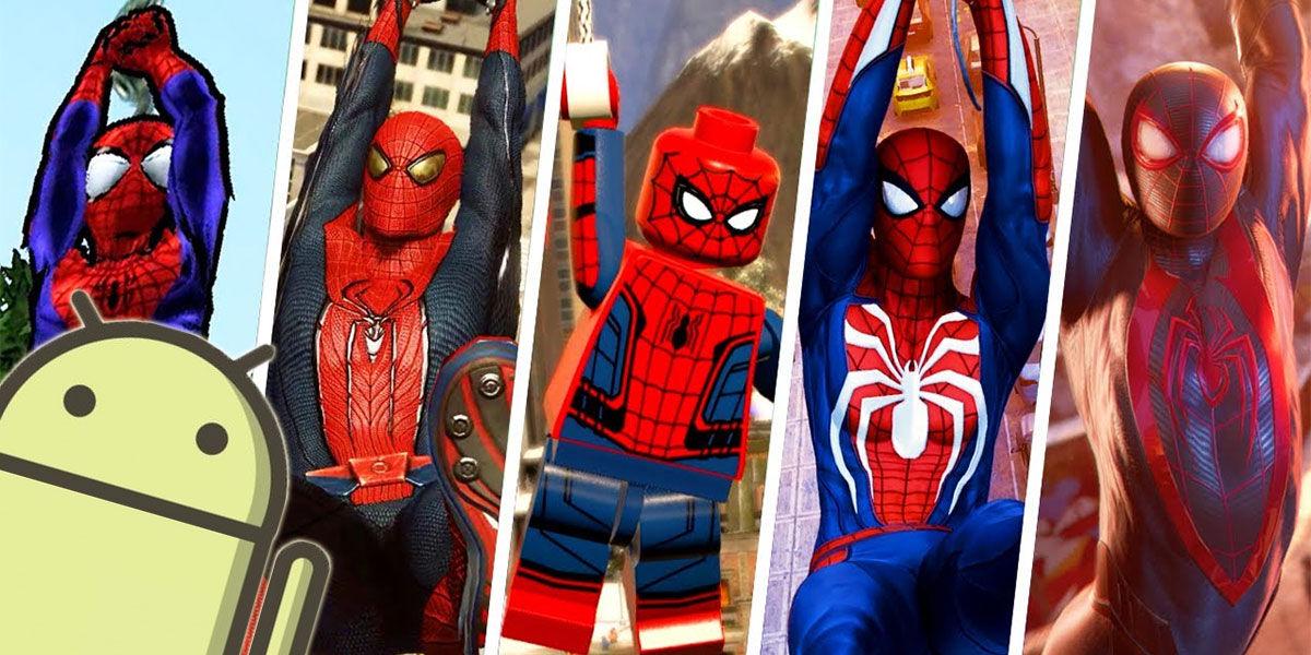 Juegos Spider-Man