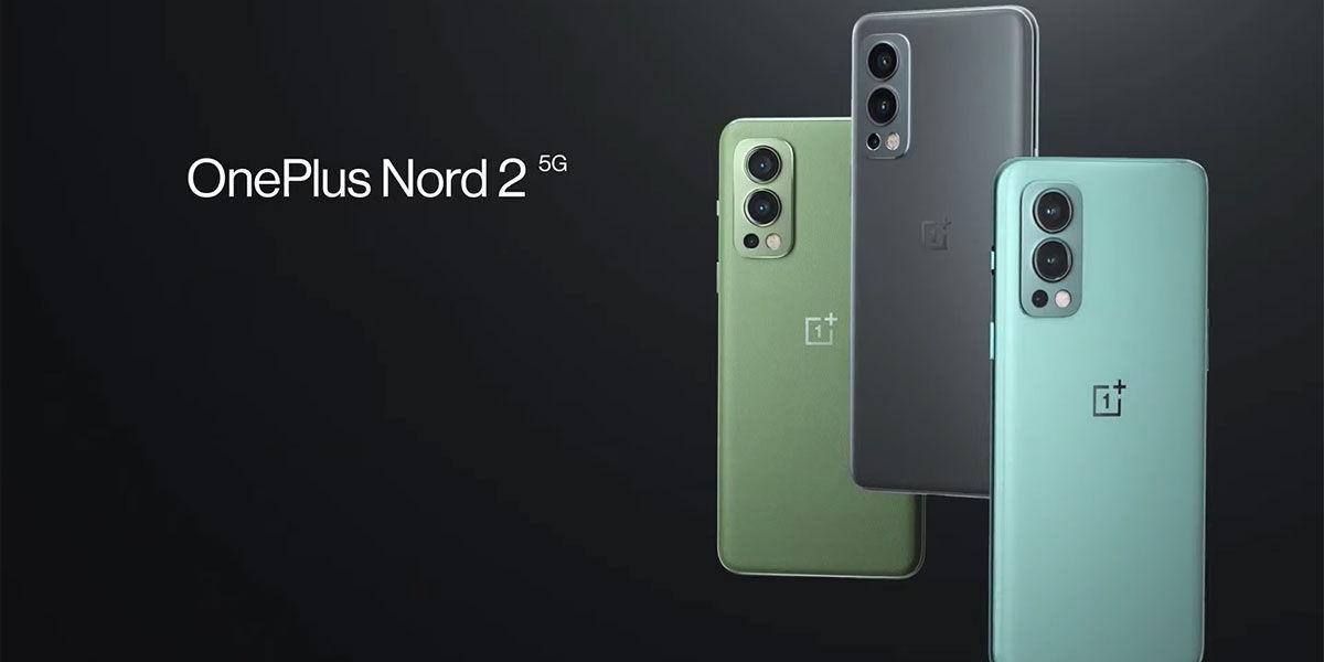 OnePlus Nord 2 características