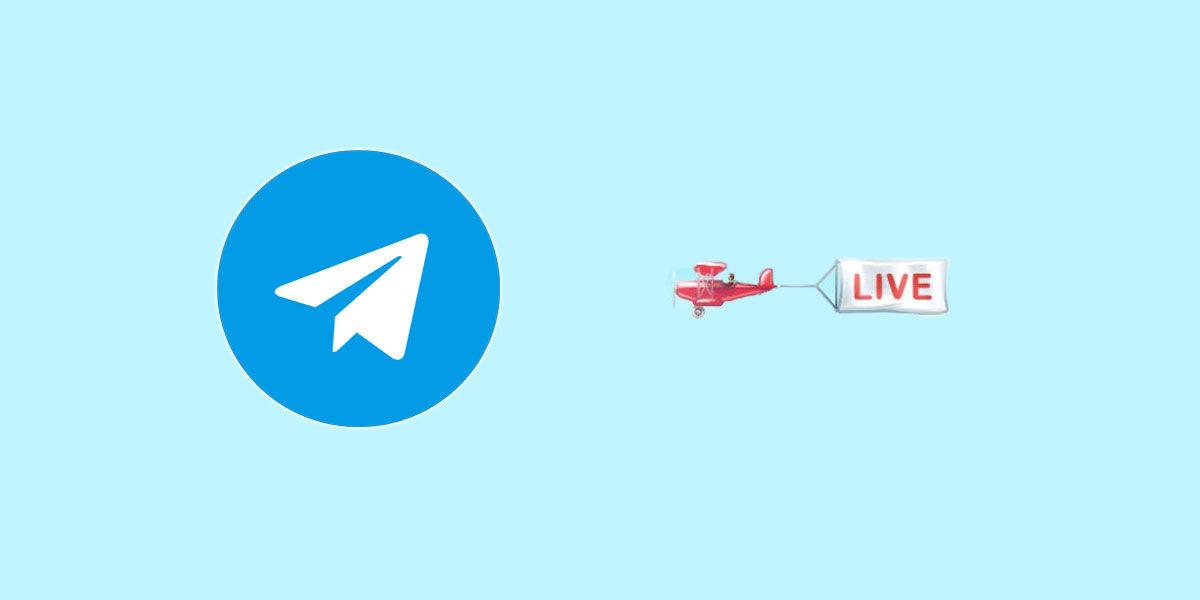 Telegram lives