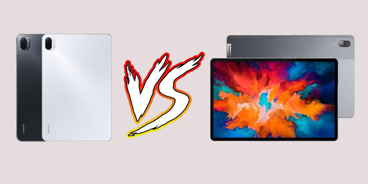 Comparativa Xiaomi Lenovo