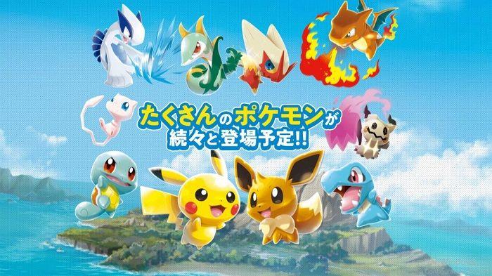 apk pokemon rumble rush
