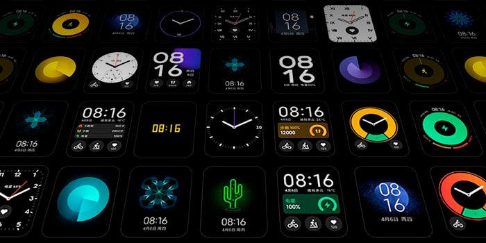 aplicaciones MIUI Watch Wear OS