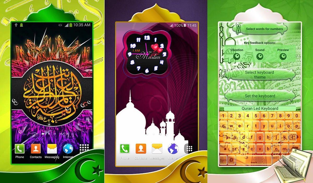 aplicaciones de islamic apps