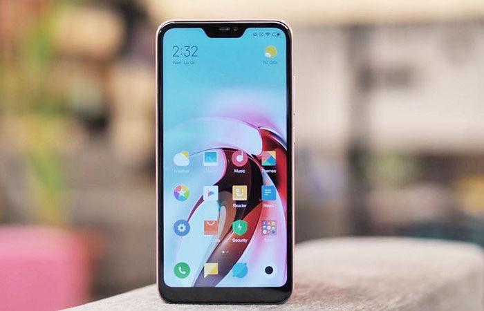 apps en Xiaomi Redmi Note 6 pro