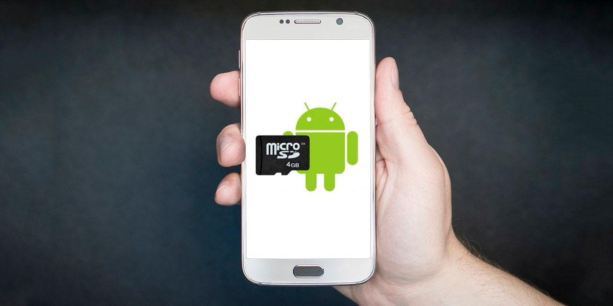 aplicaciones microsd android