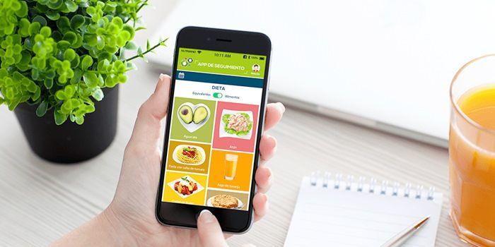 la mejor aplicacion de dieta para android