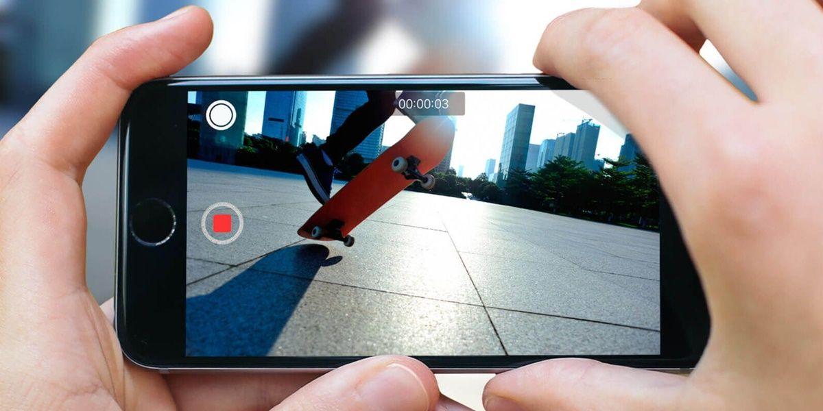 aplicaciones para hacer videos slow motion Android