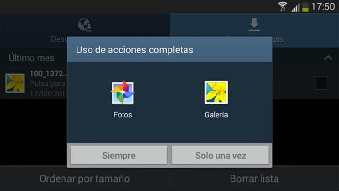 aplicaciones predeterminadas de Android
