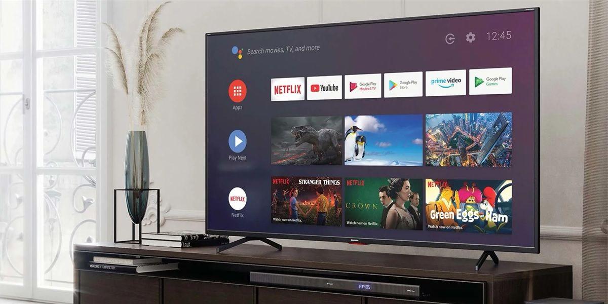 aplicaciones utiles android tv