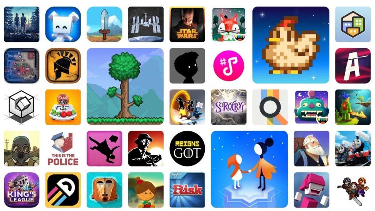 aplicaciones y juegos de google play pass