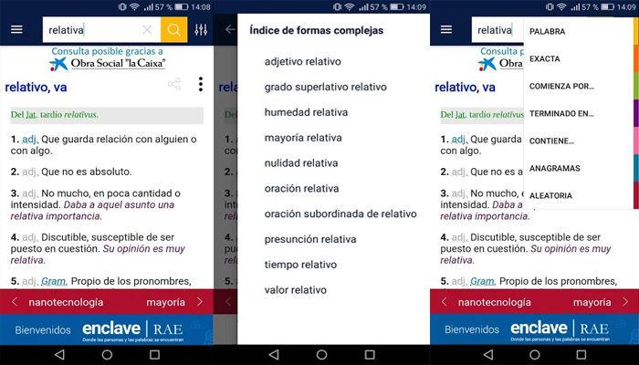 app de la RAE