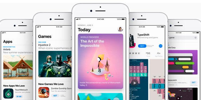 App del Día App Store iOS 11