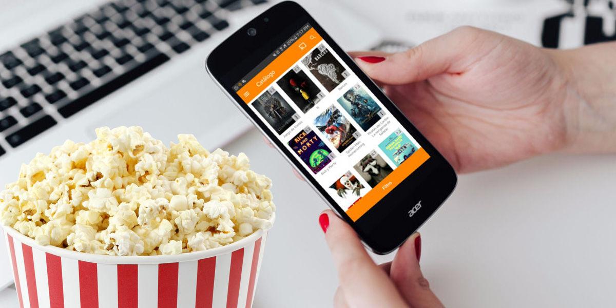 app para ver pelis y series