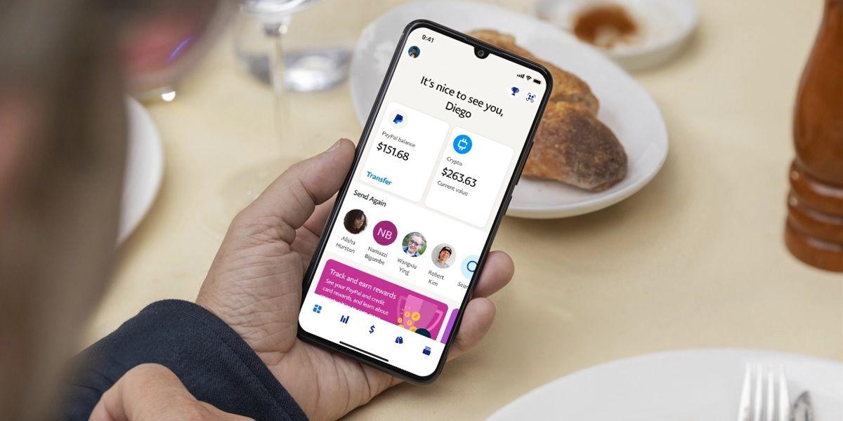 app paypal se actualiza