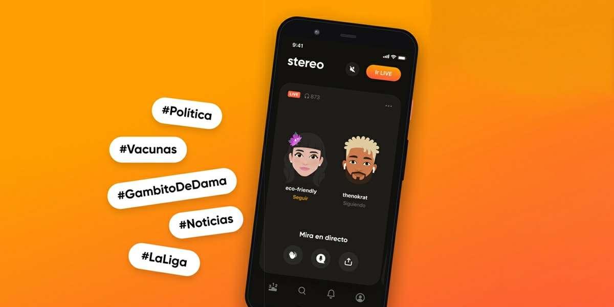 app stereo de podcasts en directo que es